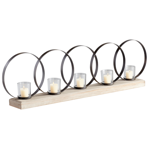 Image of Ohhh Five Candle Candleholder