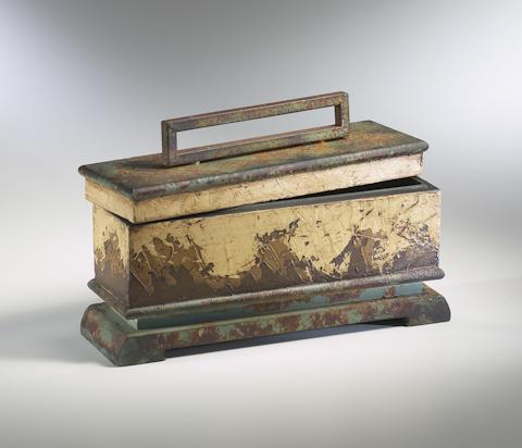 Cyan Designs - Primitive Box - 01555