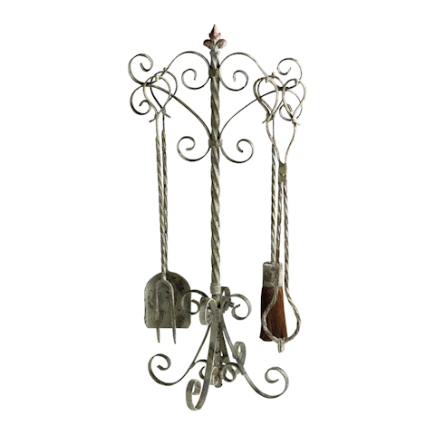 Cyan Designs - Coastal Fireplace Tools - 04093
