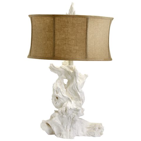 Cyan Designs - Driftwood Table Lamp - 04438