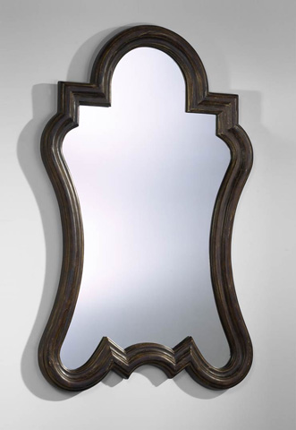Cyan Designs - Arabesque Beveled Mirror - 01341