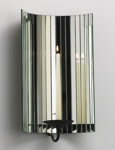Cyan Designs - Cosmo Mirrored Candleholder - 01888