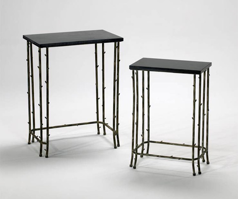 Cyan Designs - Bamboo Nesting Tables - 02045