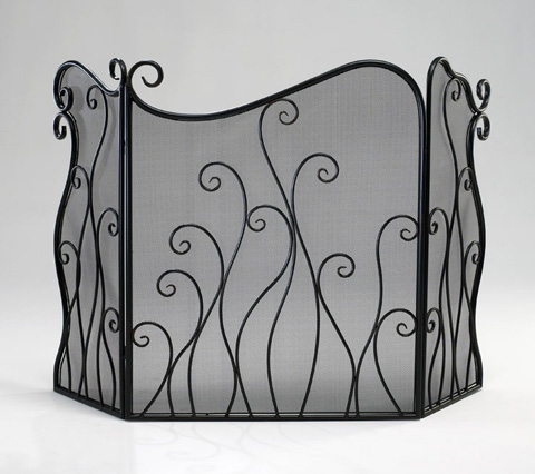 Cyan Designs - Evalie Fire Screen - 02558