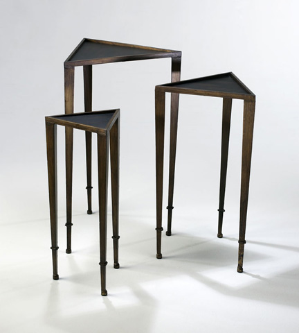 Cyan Designs - Triangle Nesting Tables - 02731