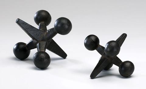 Cyan Designs - Small Black Jack - 02743