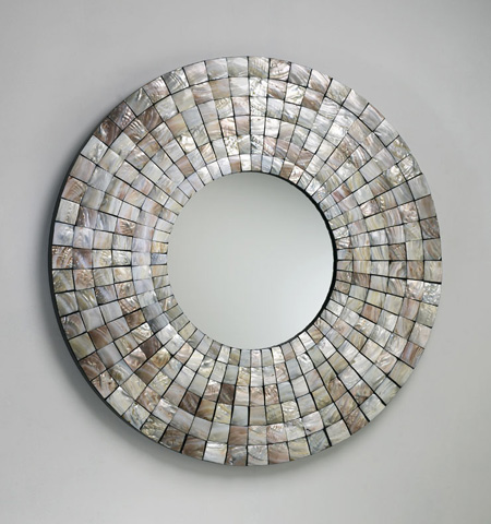 Cyan Designs - Mosaic Tile Mirror - 02798