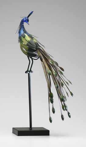 Cyan Designs - Peacock On Stand - 02826