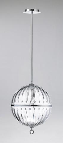 Cyan Designs - Janus Large Globe Pendant - 04207