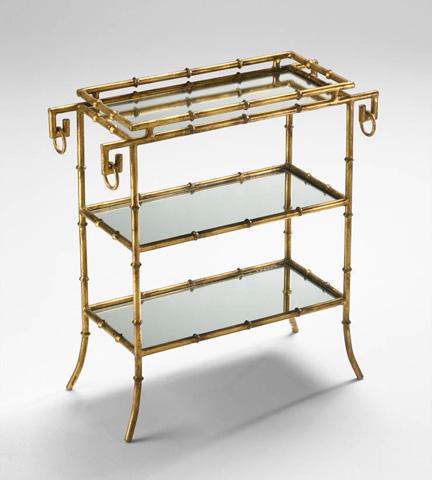Cyan Designs - Bamboo Tray Table - 04208