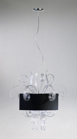 Cyan Designs - Cassina Clear Medium Pendant - 04393