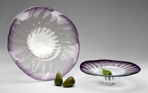 Cyan Designs - Large Art Glass Bowl - 04592
