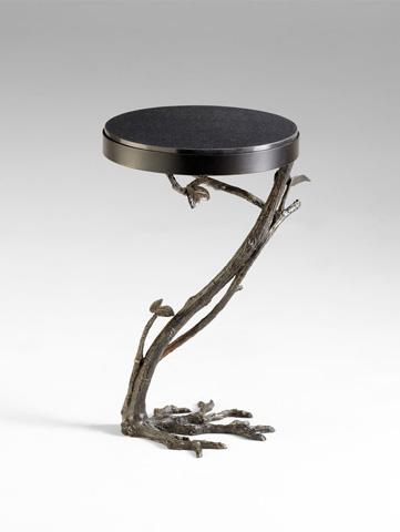 Cyan Designs - Faux Bois Side Table - 04692
