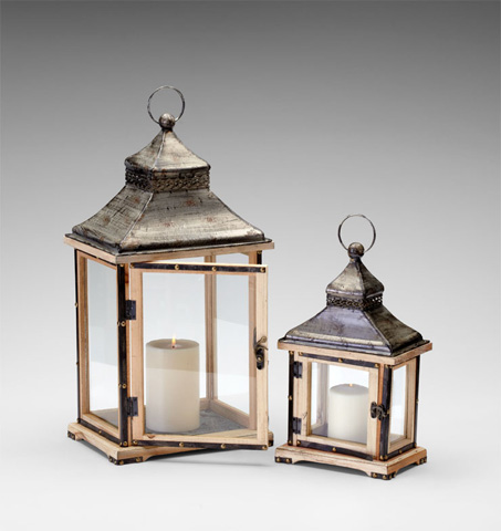 Cyan Designs - Oxford Lanterns - 04734
