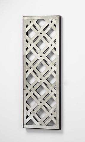 Cyan Designs - Rectngular Mirorred Wall Decor - 04749