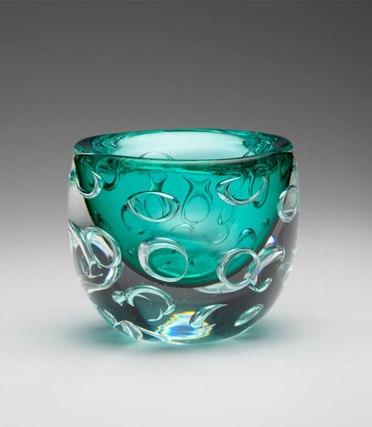 Cyan Designs - Round Bristol Vase - 04797