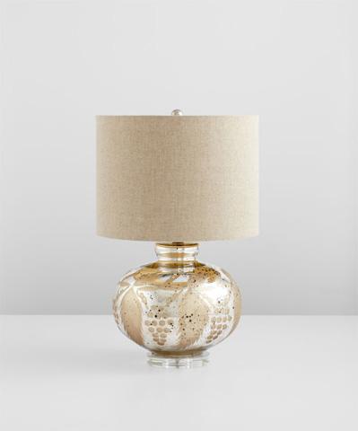 Cyan Designs - Sandalwood Lamp - 04817