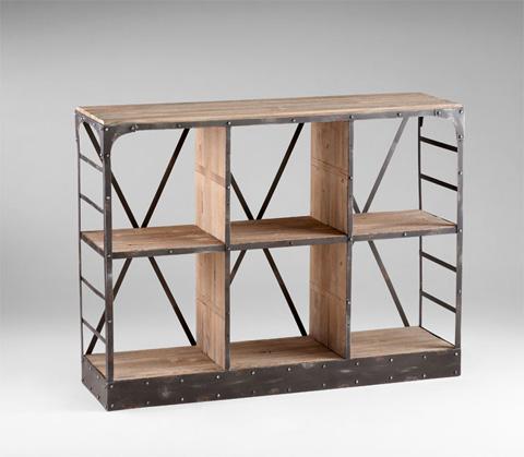Cyan Designs - Newberg Storage Console Table - 04860