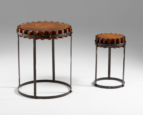 Cyan Designs - Drum Tables - 04912