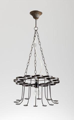 Cyan Designs - Winey One Light Chandelier - 05095