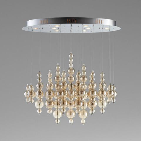 Cyan Designs - Bubbles Cash Pendant - 05280