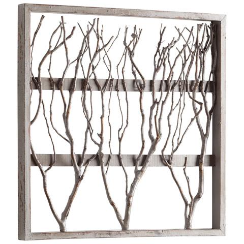 Cyan Designs - Twix Wall Decor - 05585