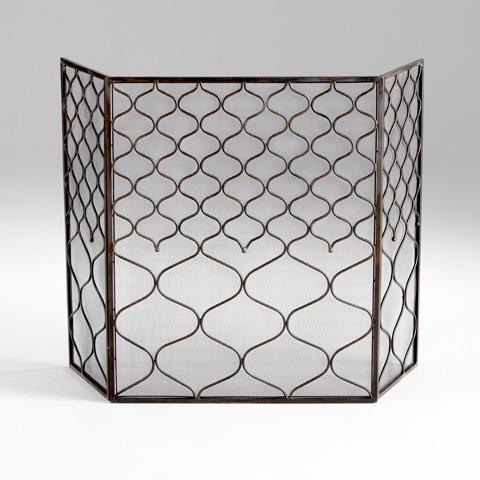 Cyan Designs - Blakewell Firescreen - 05616