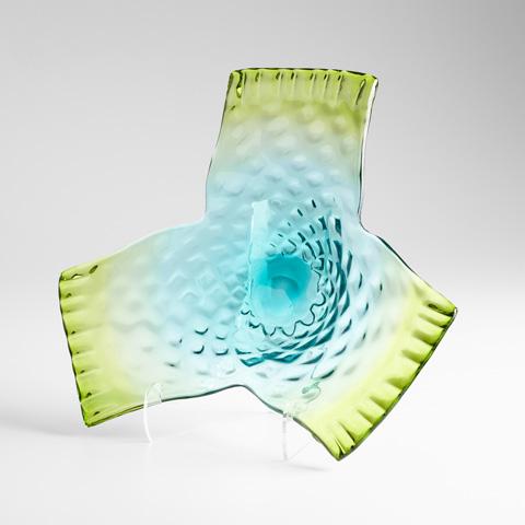 Cyan Designs - Three Dreams Plate - 05659