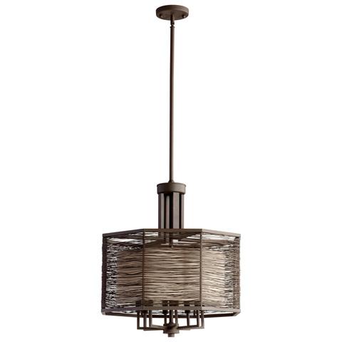 Cyan Designs - Pascal Eight Light Chandelier - 05718