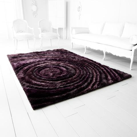 Cyan Designs - Girare Arte Viola Rug - 05752