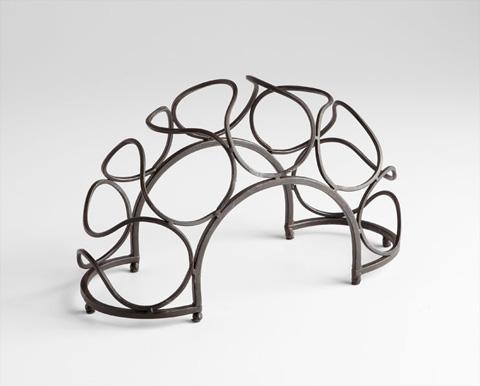 Cyan Designs - Bridge Wine Rack - 05815