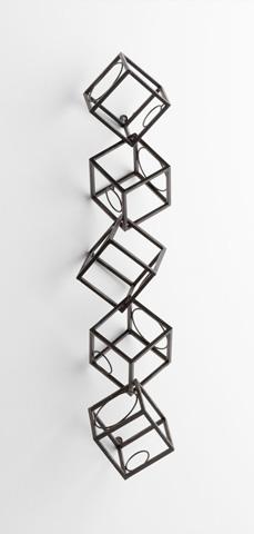 Cyan Designs - Dali Wine Rack - 05817