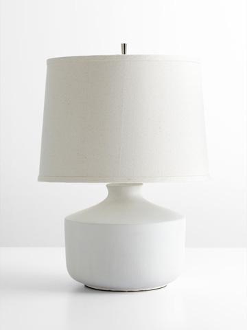 Cyan Designs - Mountain Snow Table Lamp - 05892