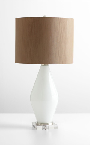 Cyan Designs - Pearl Teardrop Table Lamp - 05896