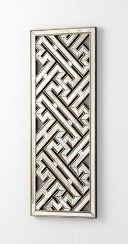 Cyan Designs - Deco Divide Mirror - 05939