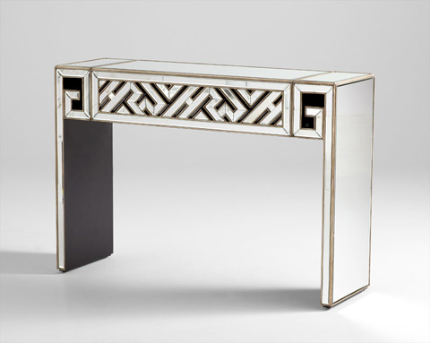 Cyan Designs - Deco Divide Console Table - 05940