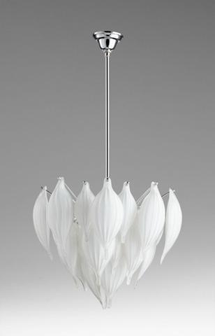 Cyan Designs - Large Daisy Leaf Pendant - 05950