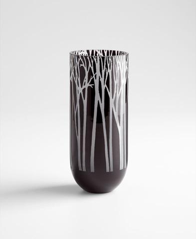 Cyan Designs - Large Obsidian Forest Vase - 05999