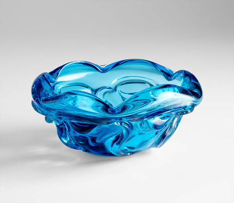 Cyan Designs - Medium Water Pod Bowl - 06083