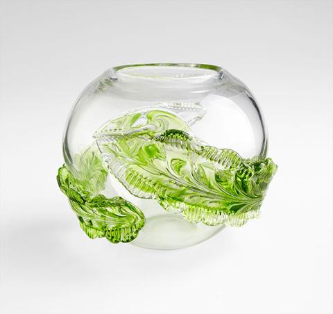 Cyan Designs - Large Leaf Vase - 06102