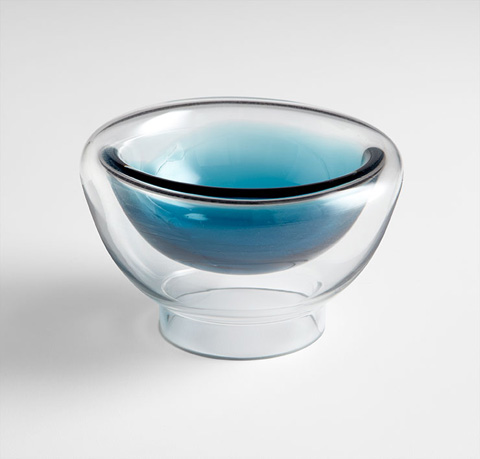 Cyan Designs - Small Cinderella Bowl - 06122