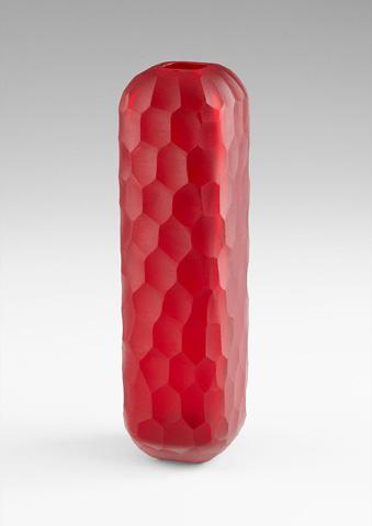 Cyan Designs - Small Crimson Pillar Vase - 06138