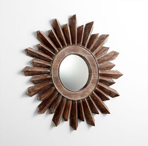 Cyan Designs - Large Excalibur Mirror - 06146