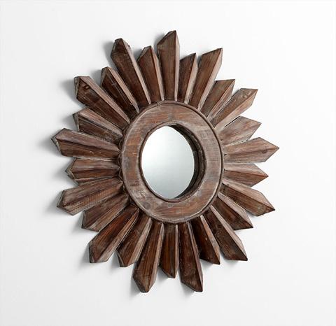 Cyan Designs - Small Excalibur Mirror - 06147