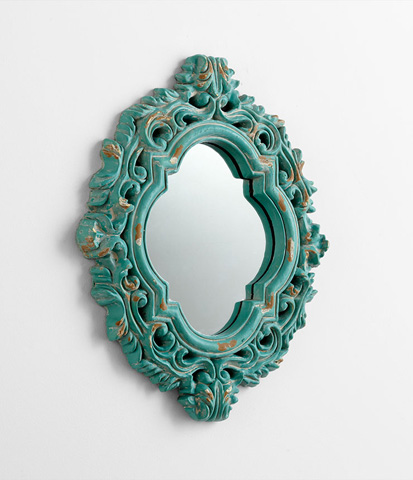 Cyan Designs - Fairest Of Them All Mirror - 06151