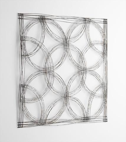 Cyan Designs - Small Kaleidoscope Wall Decor - 06203