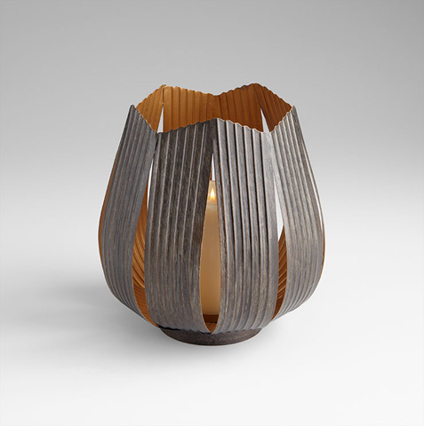 Cyan Designs - Large Variegated Flame Candleholder - 06216