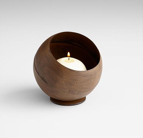 Cyan Designs - Small Acorn Candleholder - 06221
