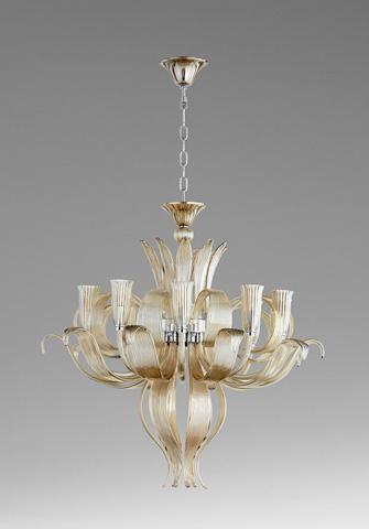 Cyan Designs - Juliana Ten Light Chandelier - 06228