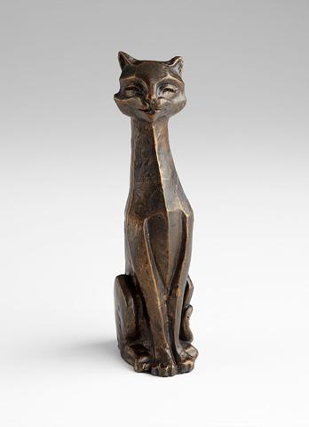Cyan Designs - Eris Funny Cat Sculpture - 06236